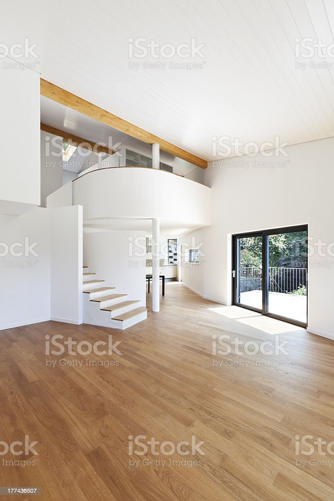 wide apartment royalty-free stock photo
