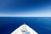 Wide Blue Ocean