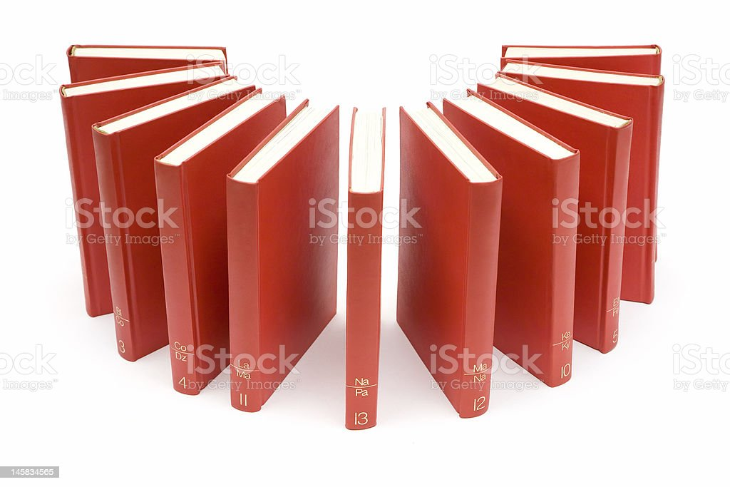 Wide Knowledge royalty-free stock photo