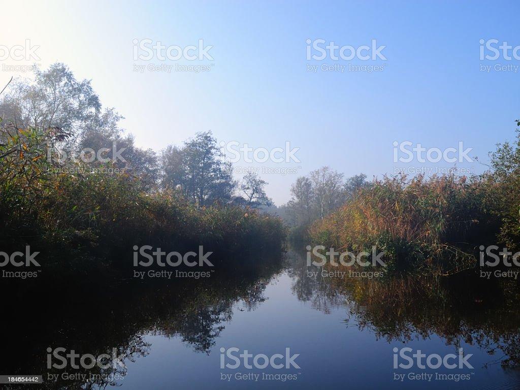 Wieden Canal stock photo