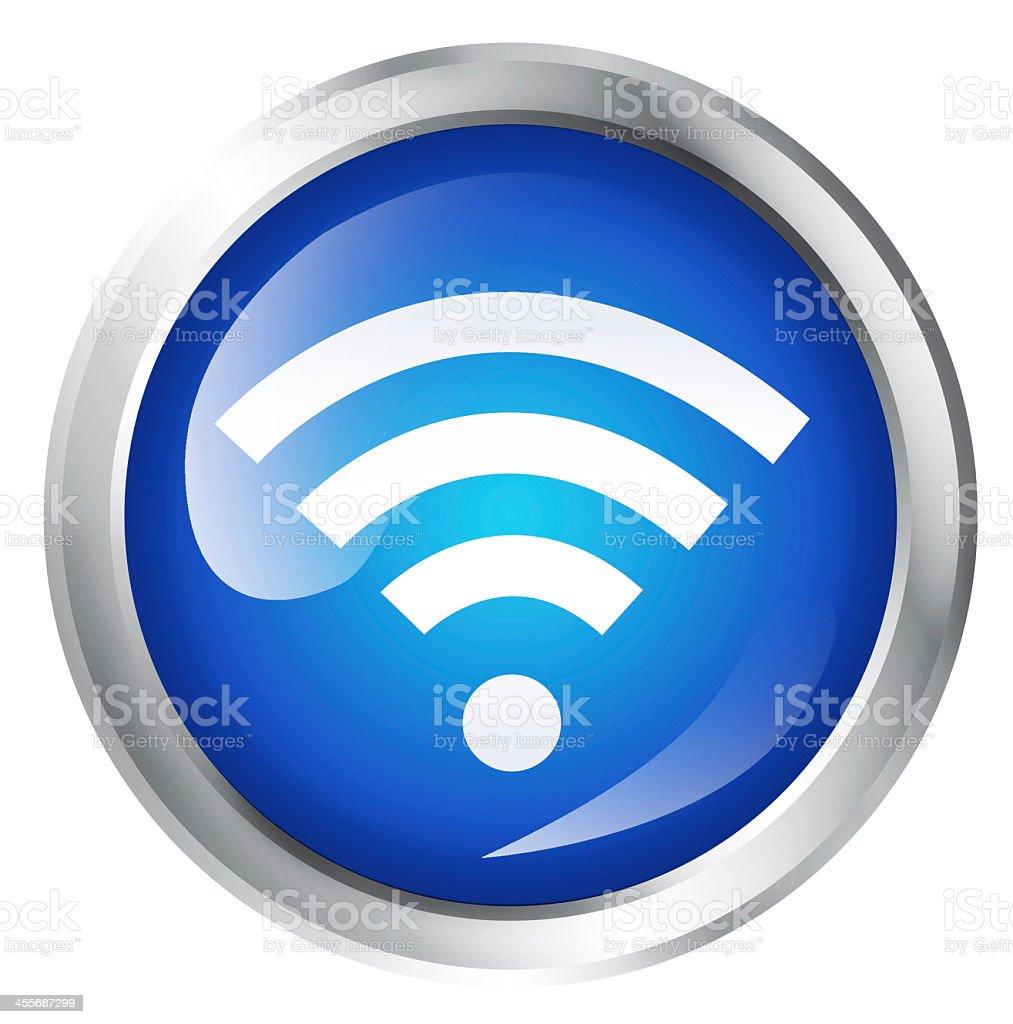 wifi icon royalty-free stock photo