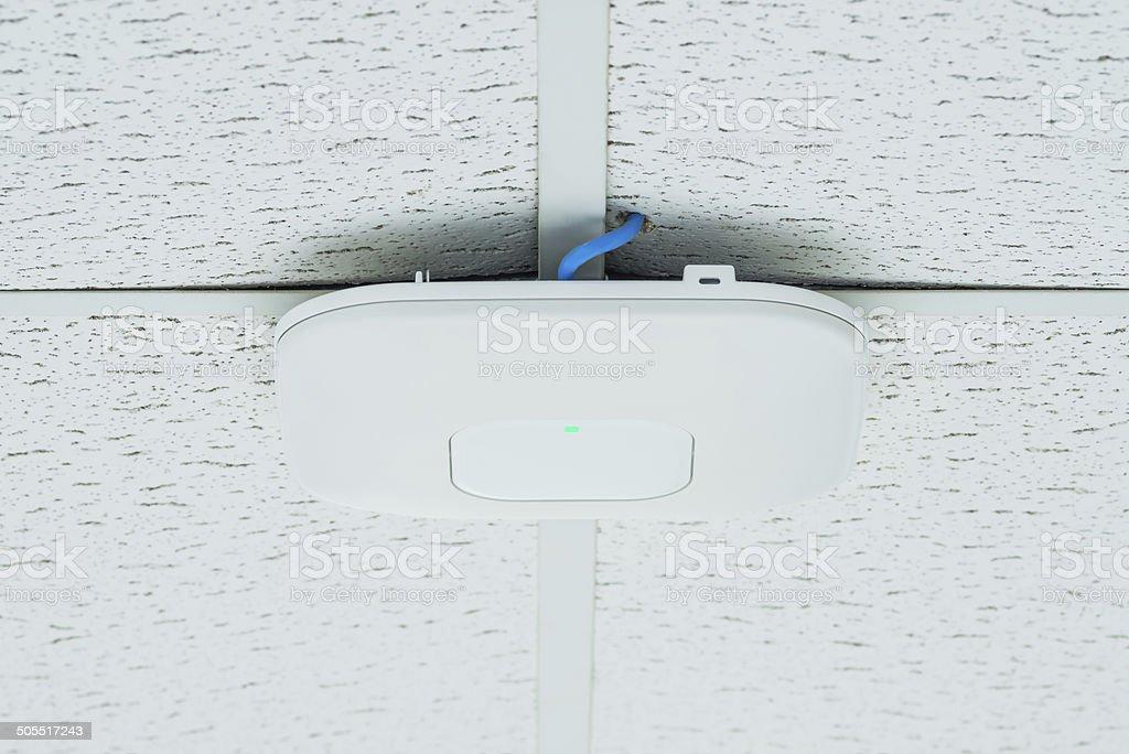wifi router stock photo