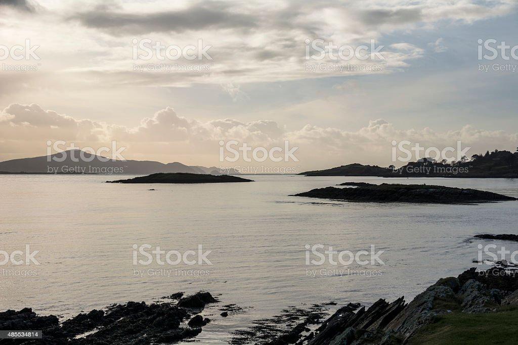 Wild Atlantic Way County Cork stock photo