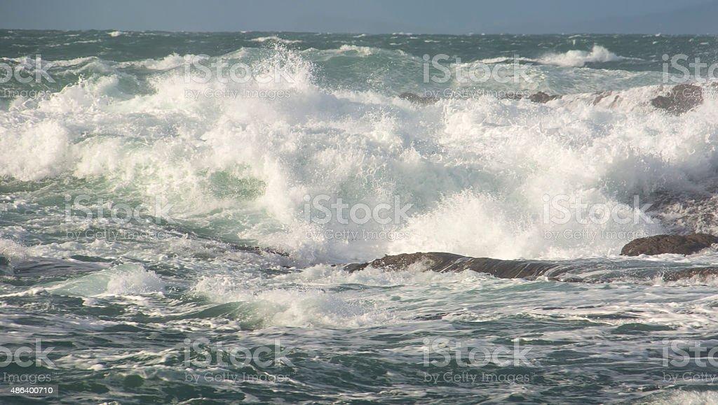 Wild Atlantic Way West Cork stock photo