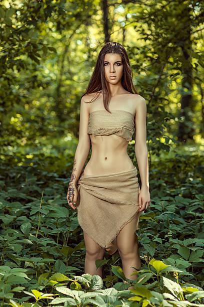 girl in loincloth stock - photo #14