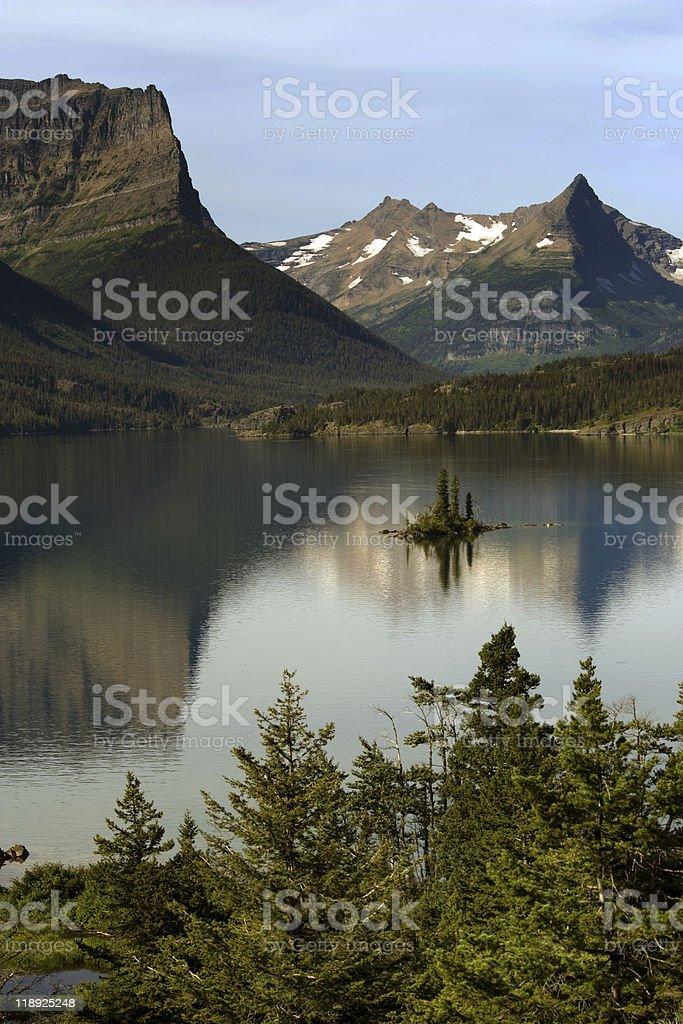 Wild Goose Island royalty-free stock photo