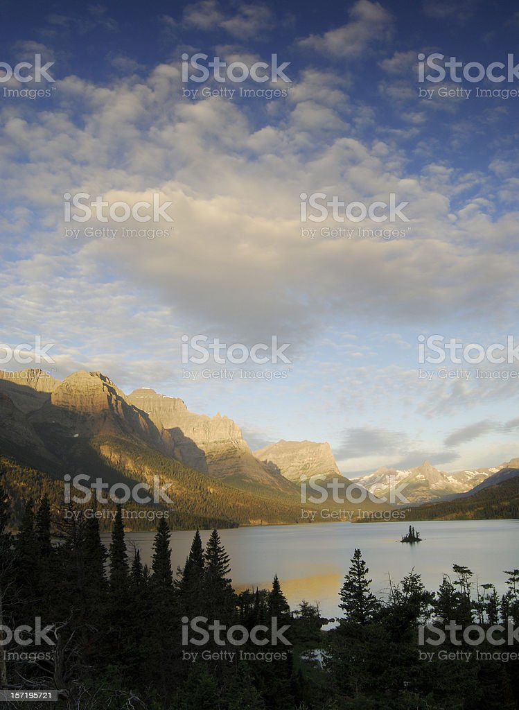 Wild Goose Island royalty-free stock photo