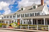 Wild Goose Tavern: Restaraunt in Chatham, Cape Cod, Massachusetts, USA.