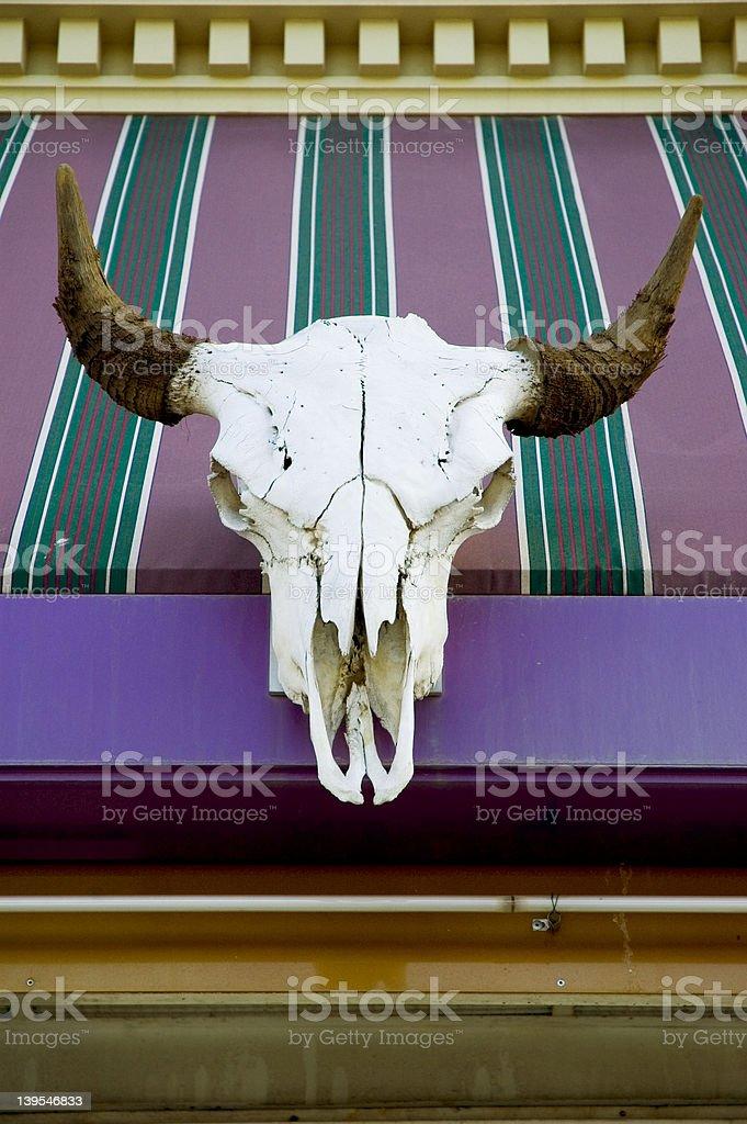 Wild West royalty-free stock photo