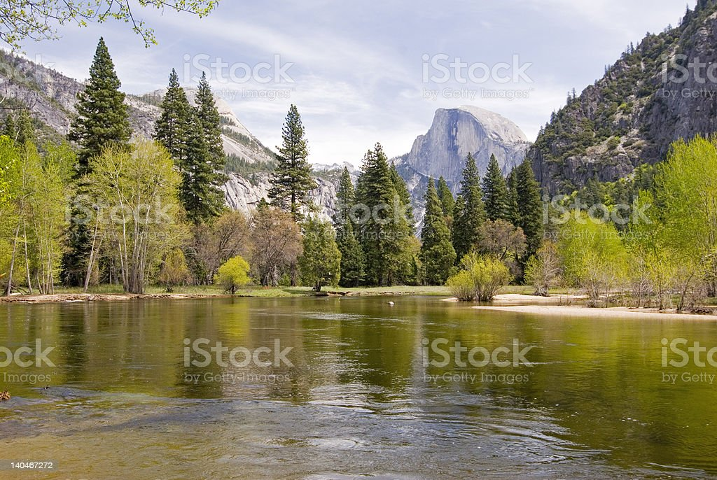 Wild yosemite royalty-free stock photo