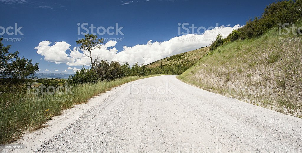 Wilderness Mountains royalty-free stock photo
