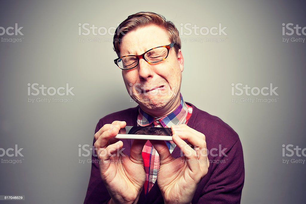 Will it bend? stock photo