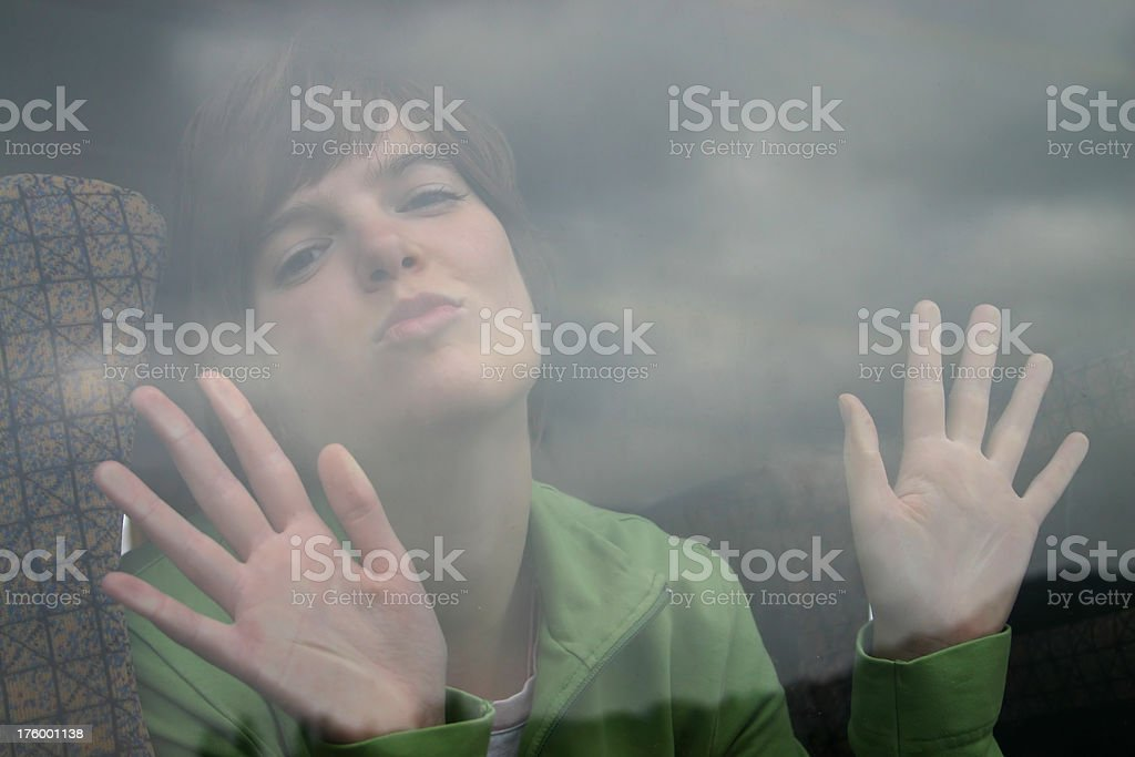 I will miss you royalty-free stock photo