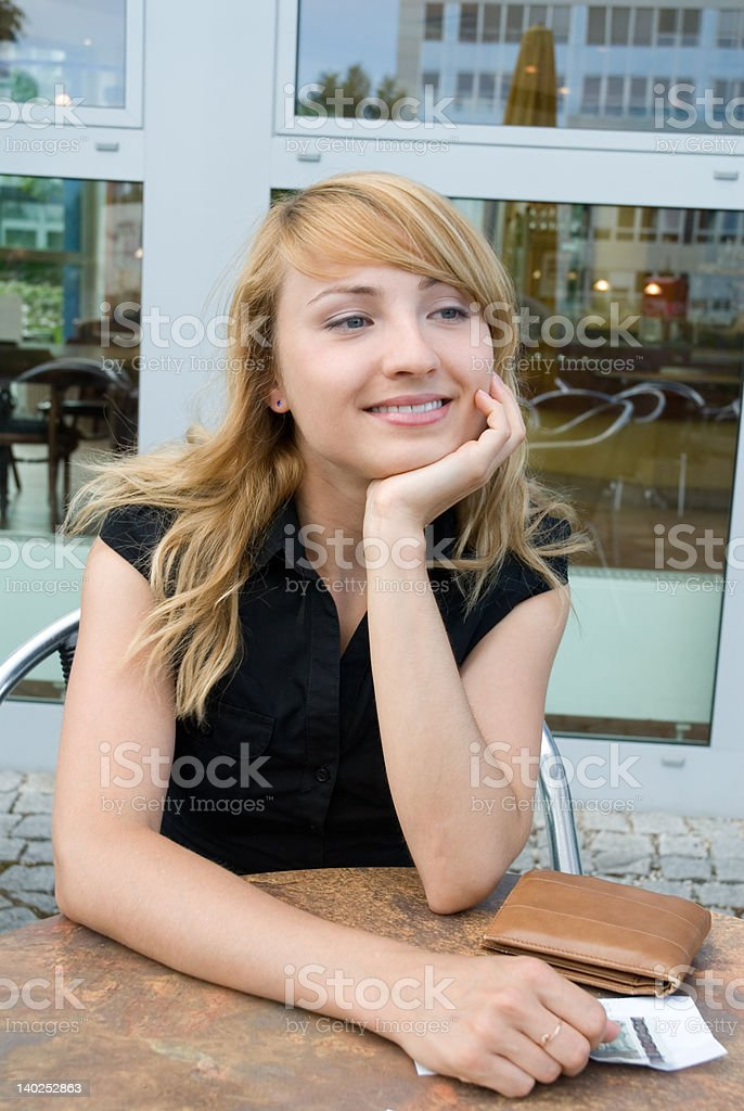 will pay royalty-free stock photo