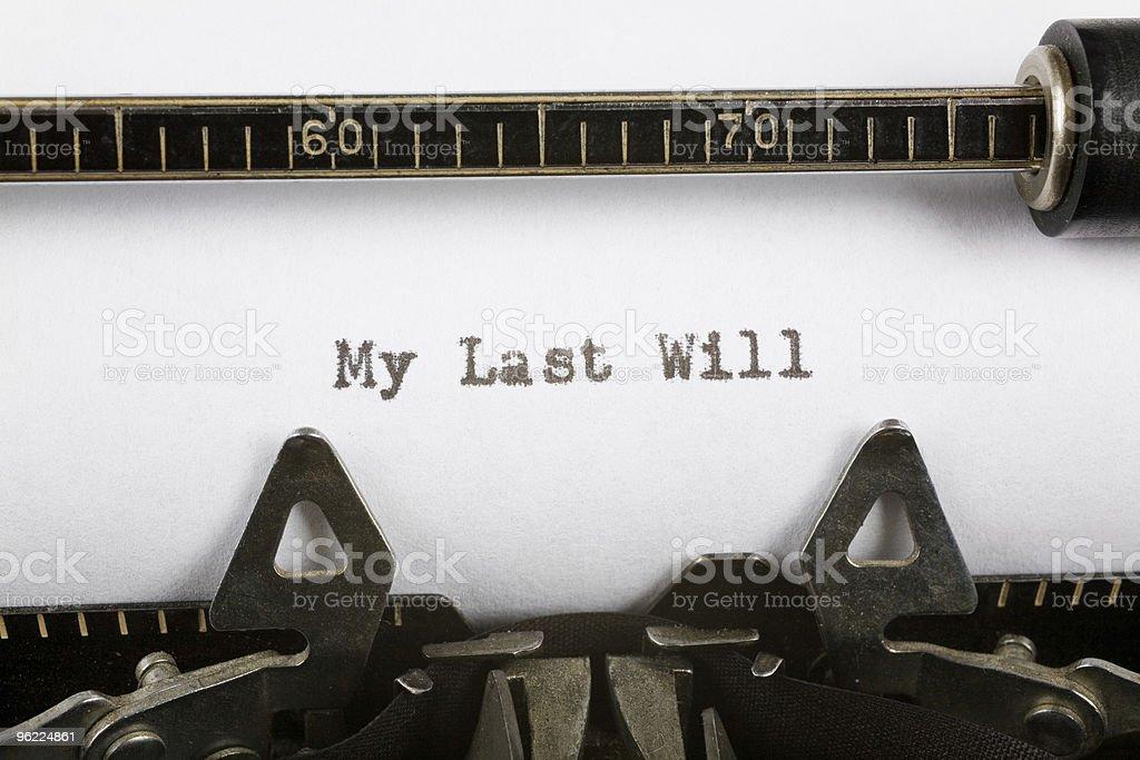 will royalty-free stock photo