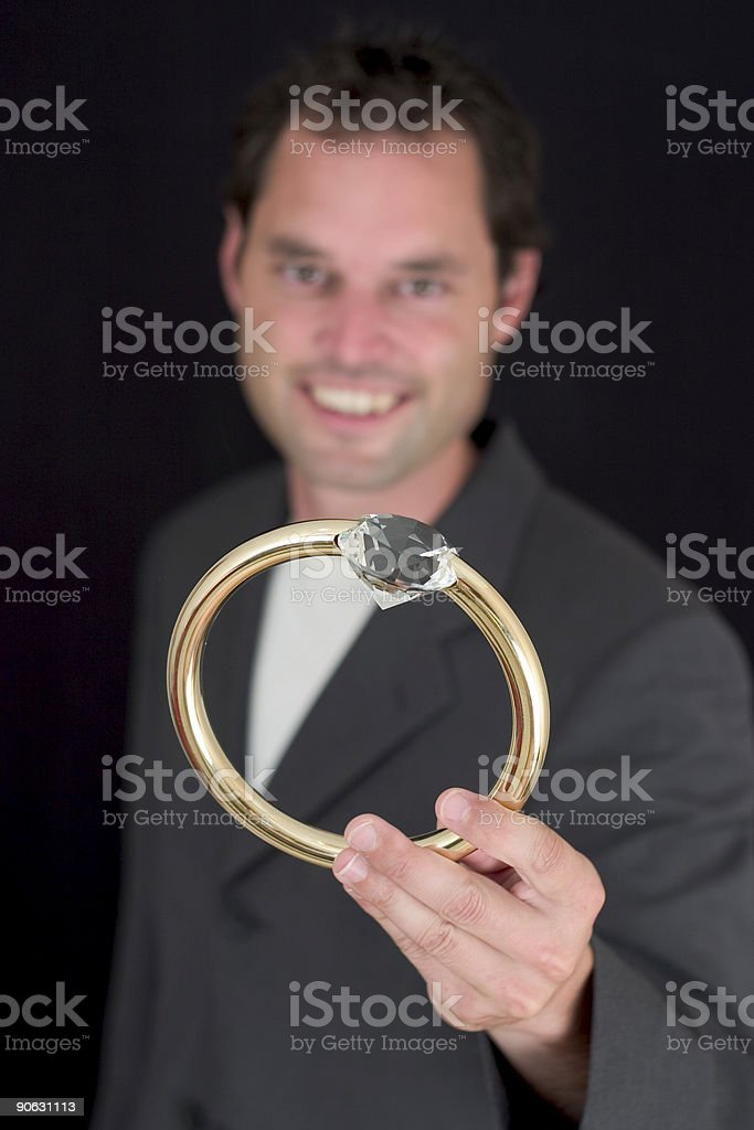 Will you Marry Me (3) stock photo