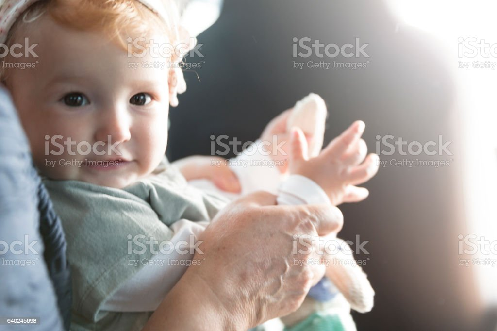Will you play with me today? stock photo