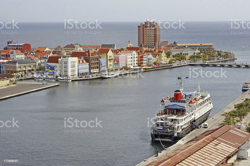 Willemstad Curacao # 5 stock photo