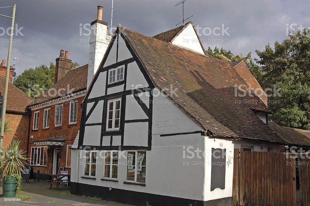 William Cobbett birthplace stock photo