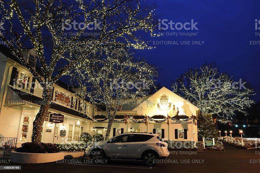William Penn Inn royalty-free stock photo