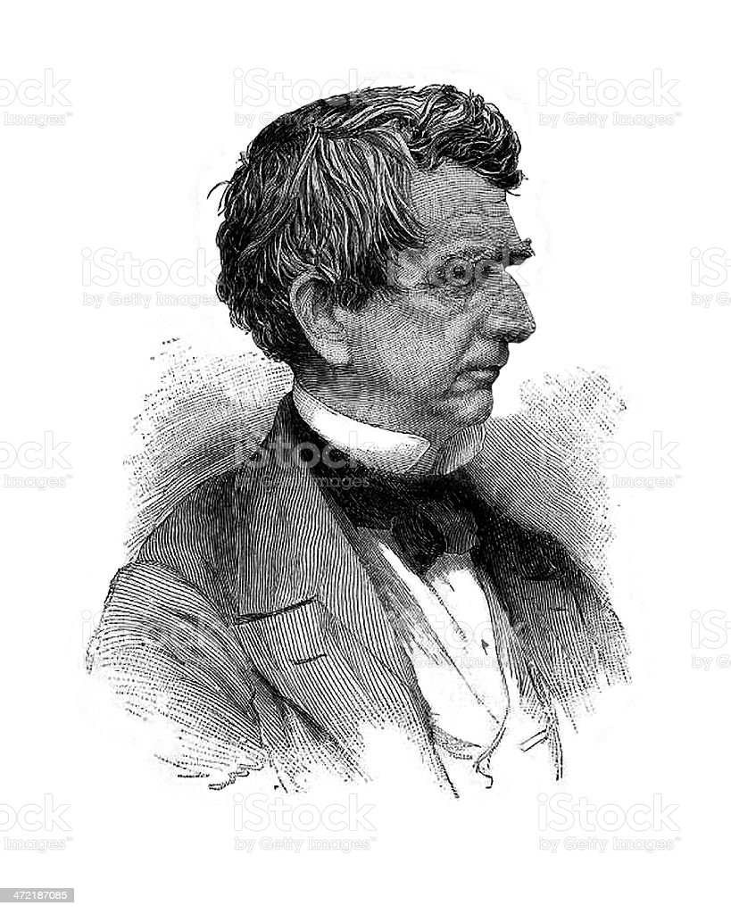 William Seward stock photo