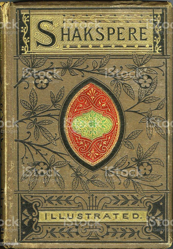 William Shakespeare's Writing stock photo