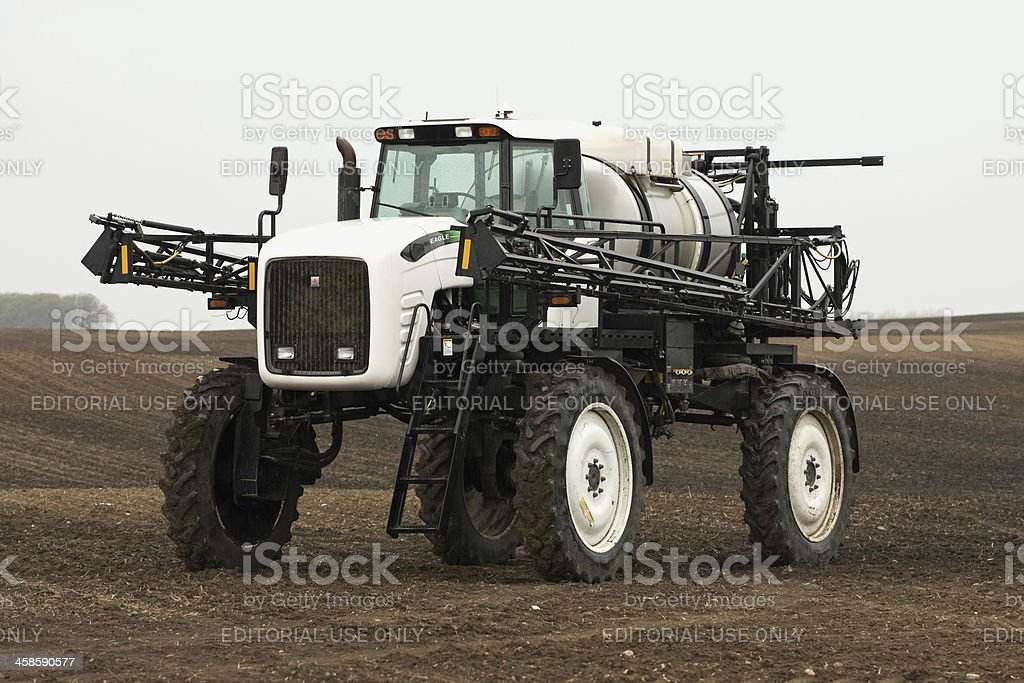 Willmar Eagle Crop Sprayer royalty-free stock photo