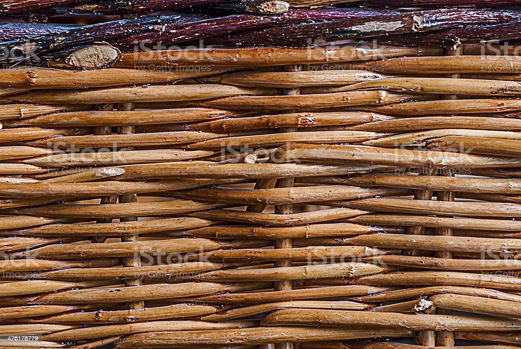 Willow texture royalty-free stock photo