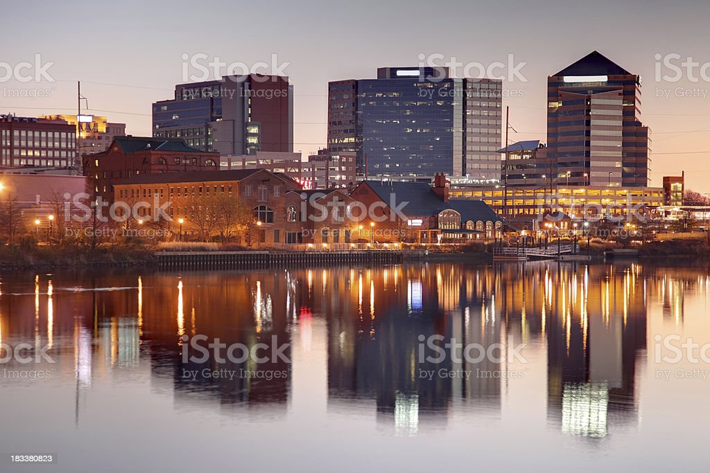 Wilmington, Delaware stock photo