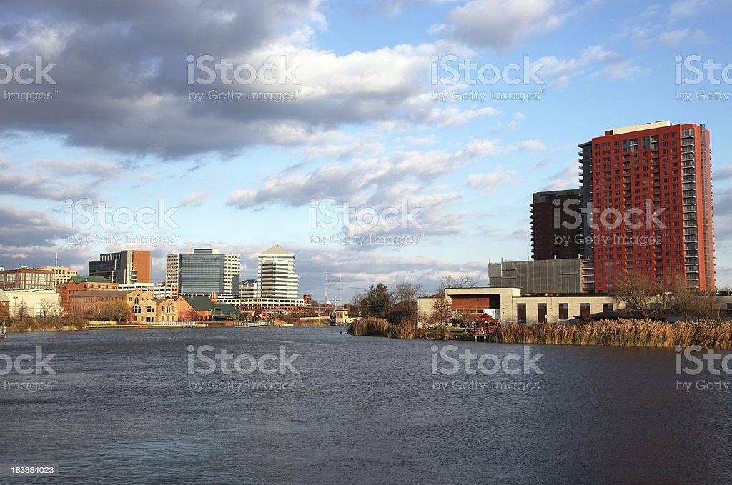Wilmington, Delaware royalty-free stock photo