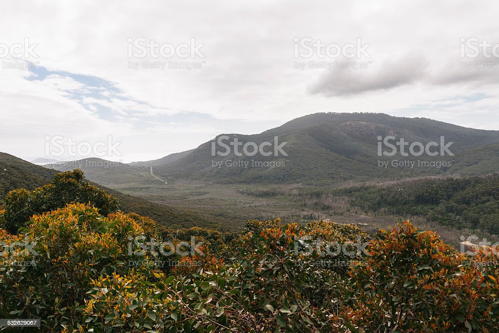 Wilsons Promontory National Park stock photo