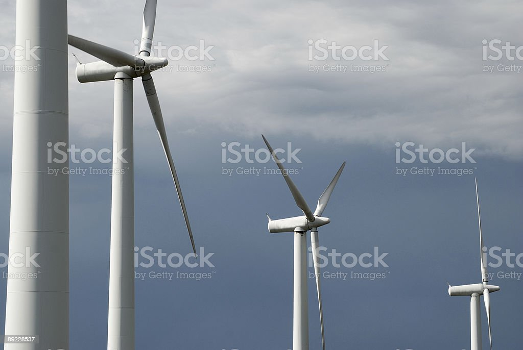 wind energy #1 royalty-free stock photo