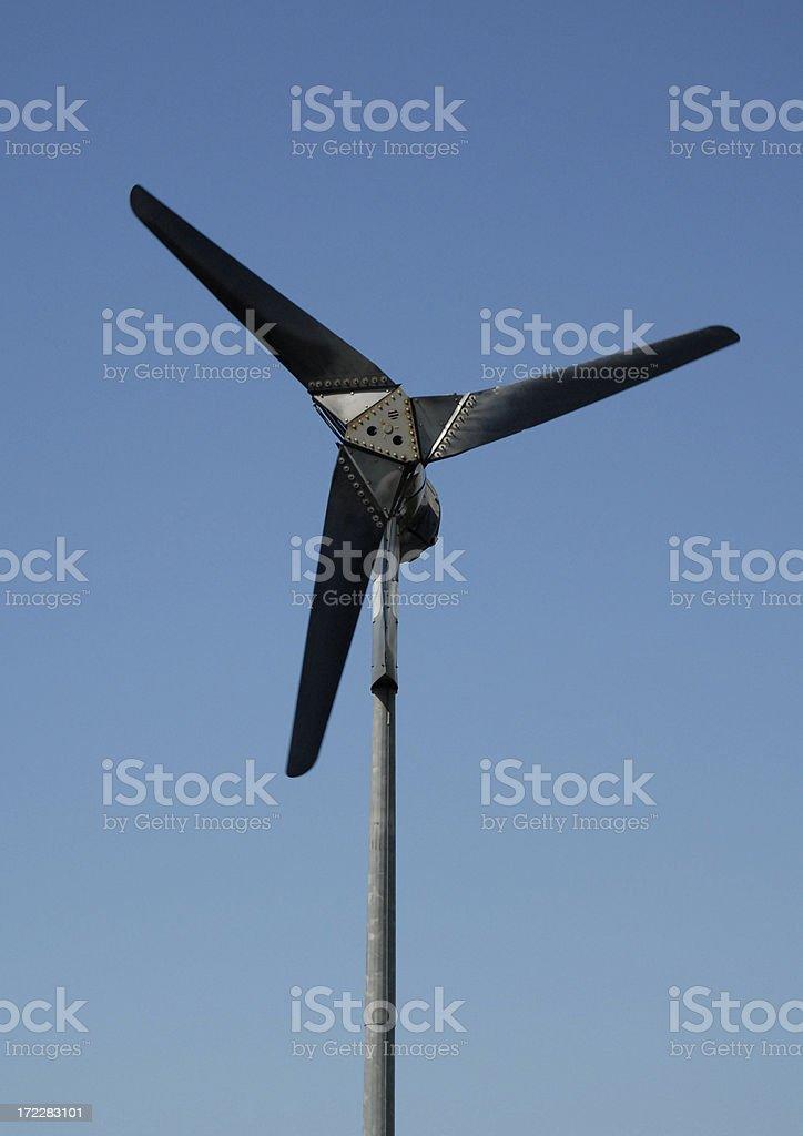 Wind Generator royalty-free stock photo