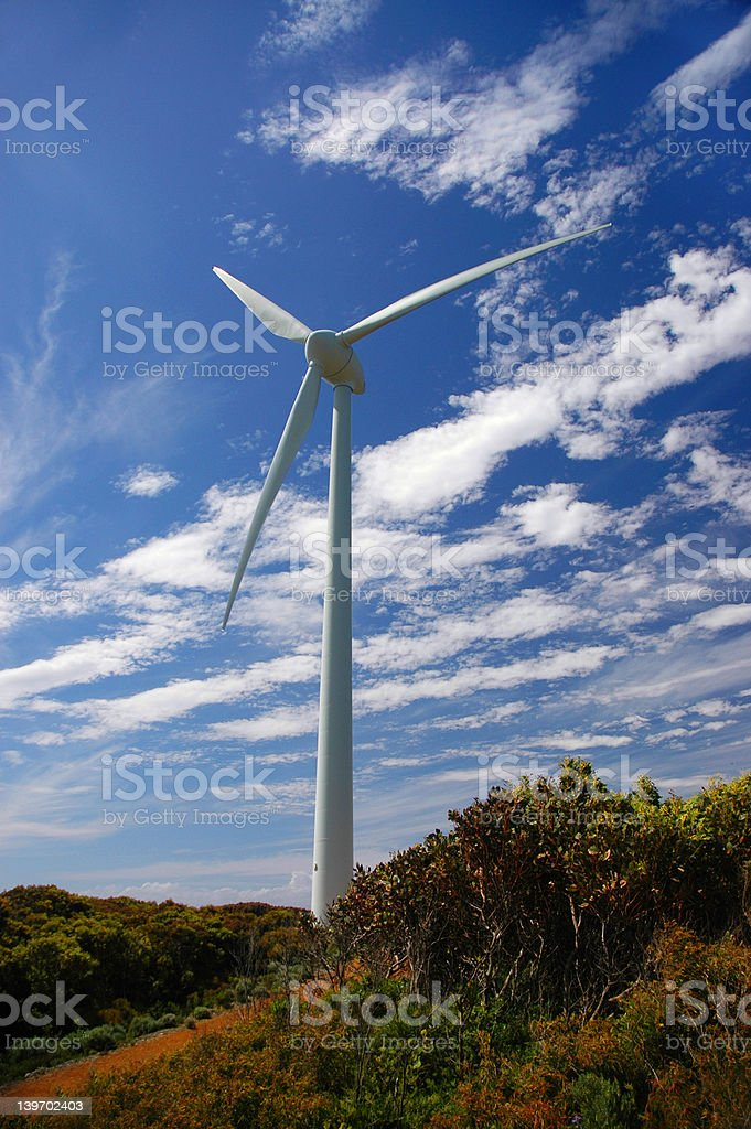 Wind Mill 2 royalty-free stock photo