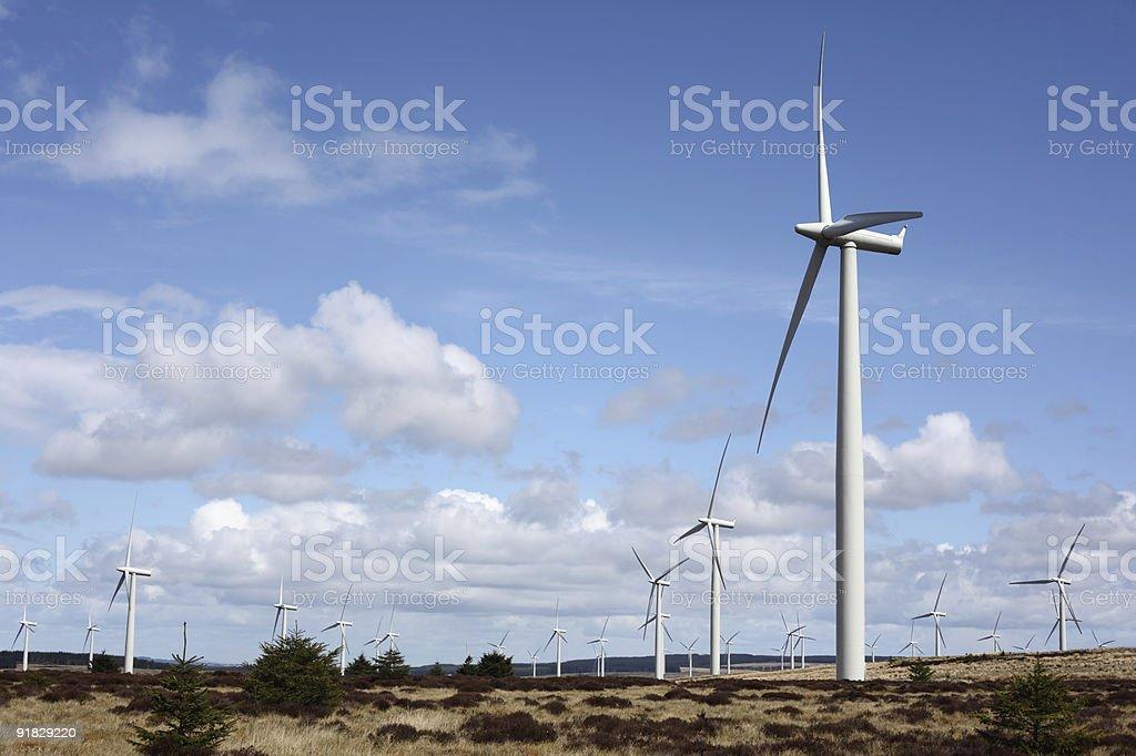 Ветер турбины Стоковые фото Стоковая фотография