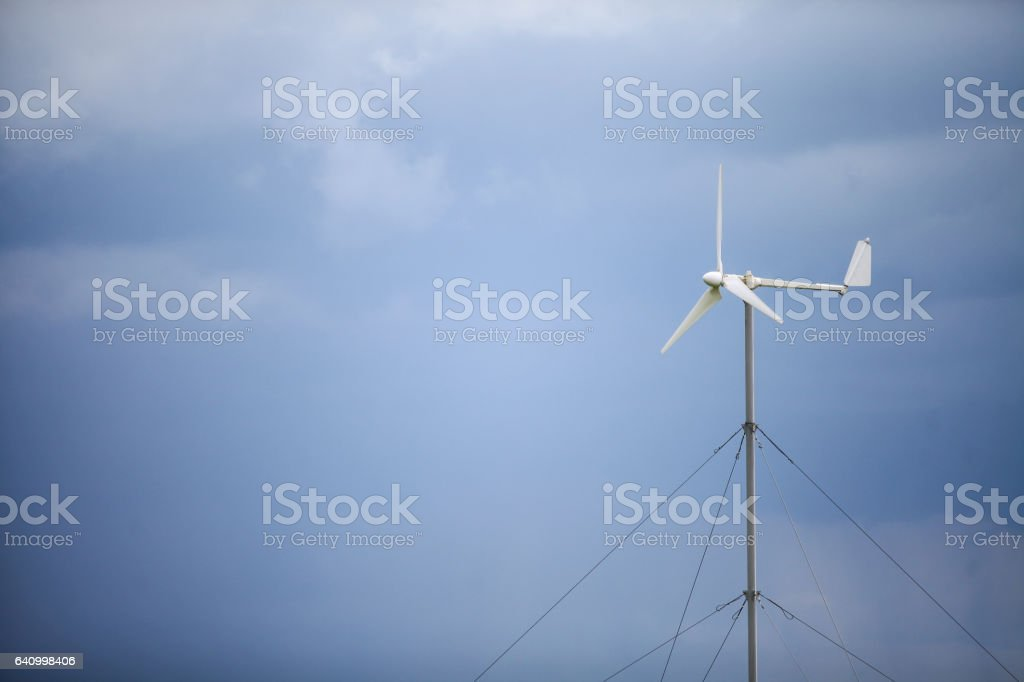 Wind vane image stock photo