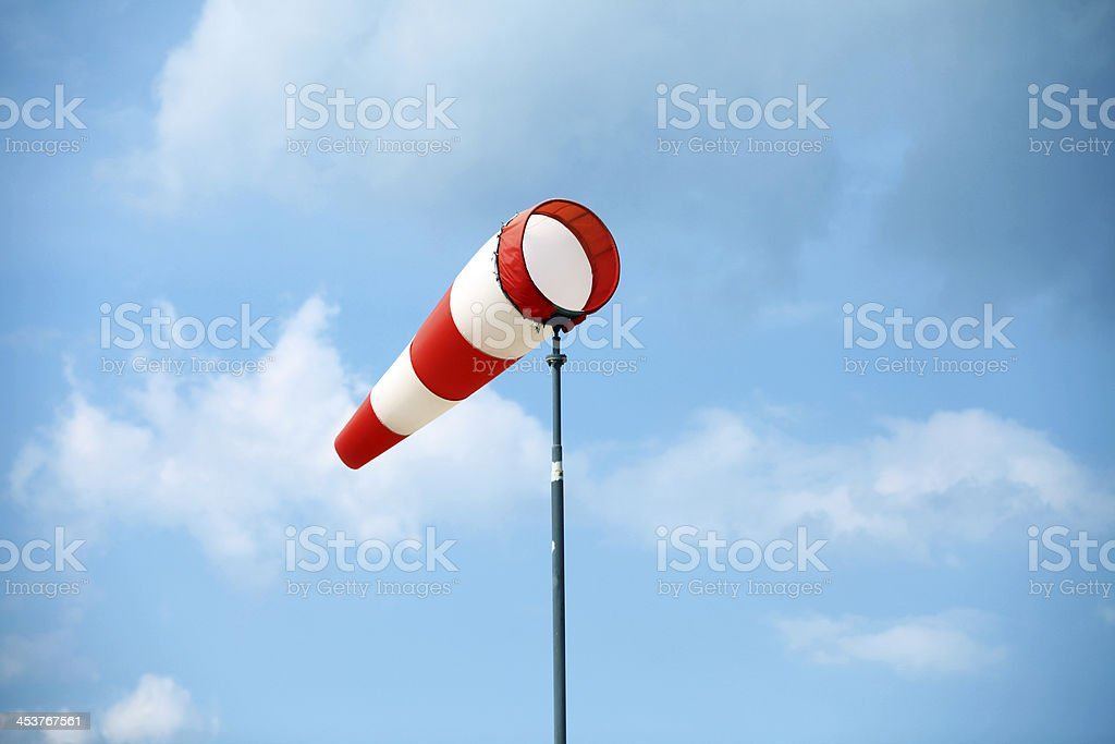 Wind vane royalty-free stock photo