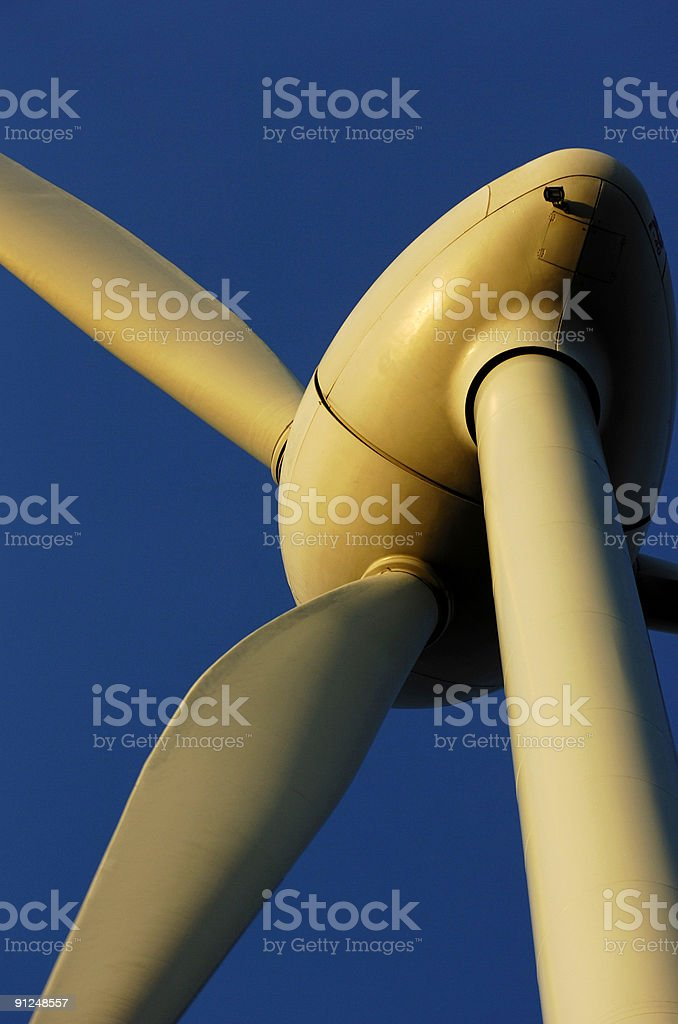 wind-energy stock photo