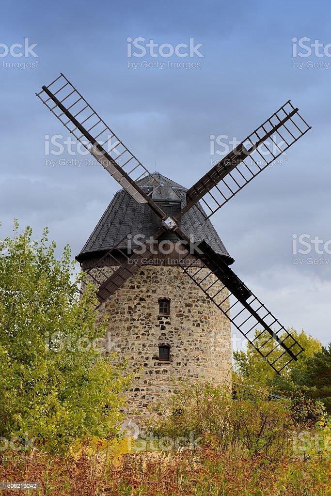 Windmühle stock photo