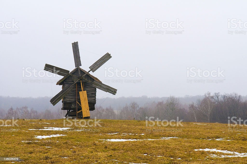 風車 ロイヤリティフリーストックフォト