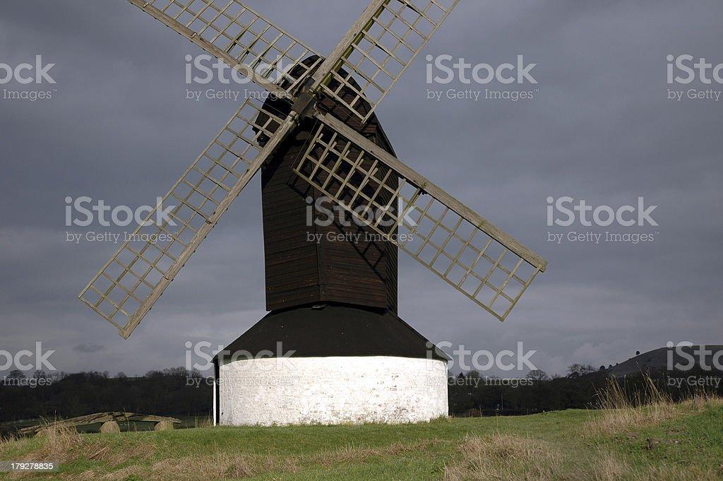 Windmill (3) stock photo