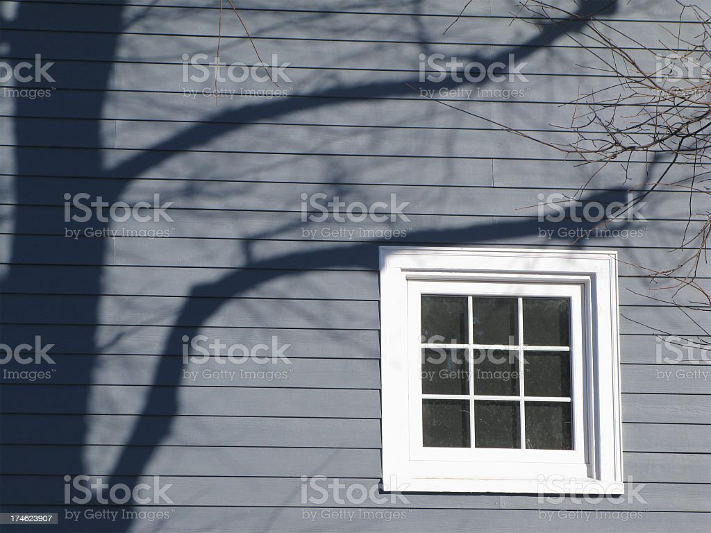 Window and shadow. royalty-free stock photo