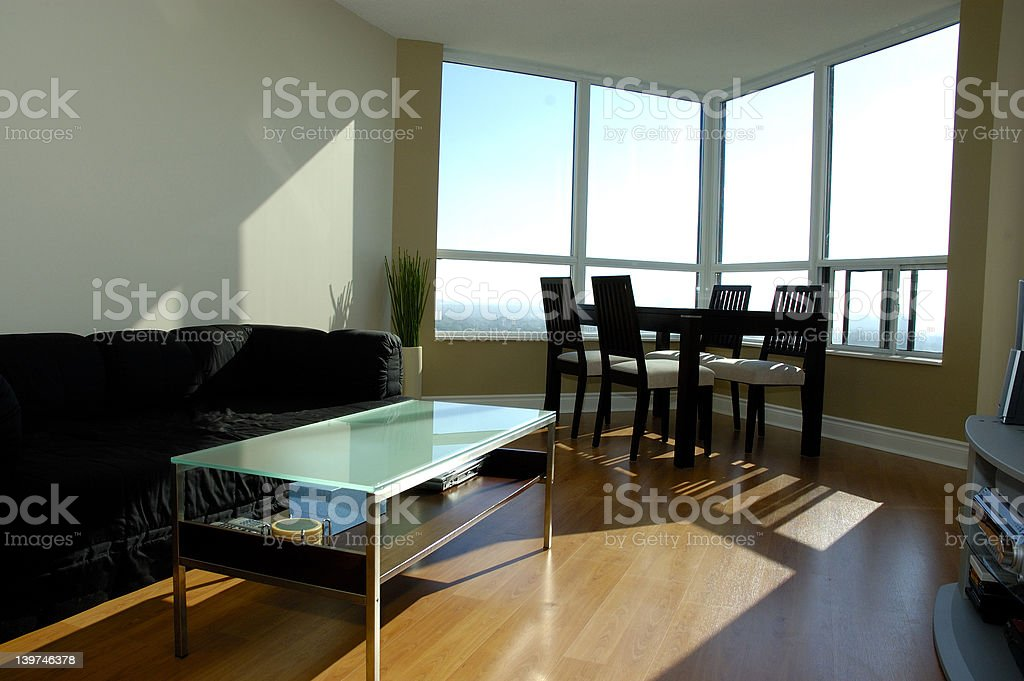 Window and table royalty-free stock photo