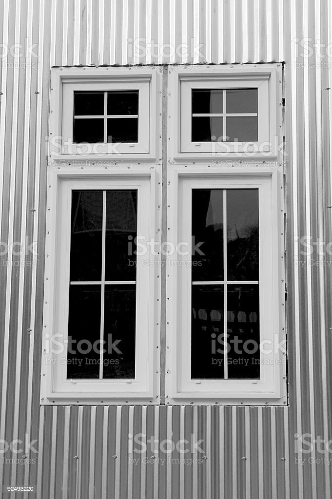 Window Architecture royalty-free stock photo