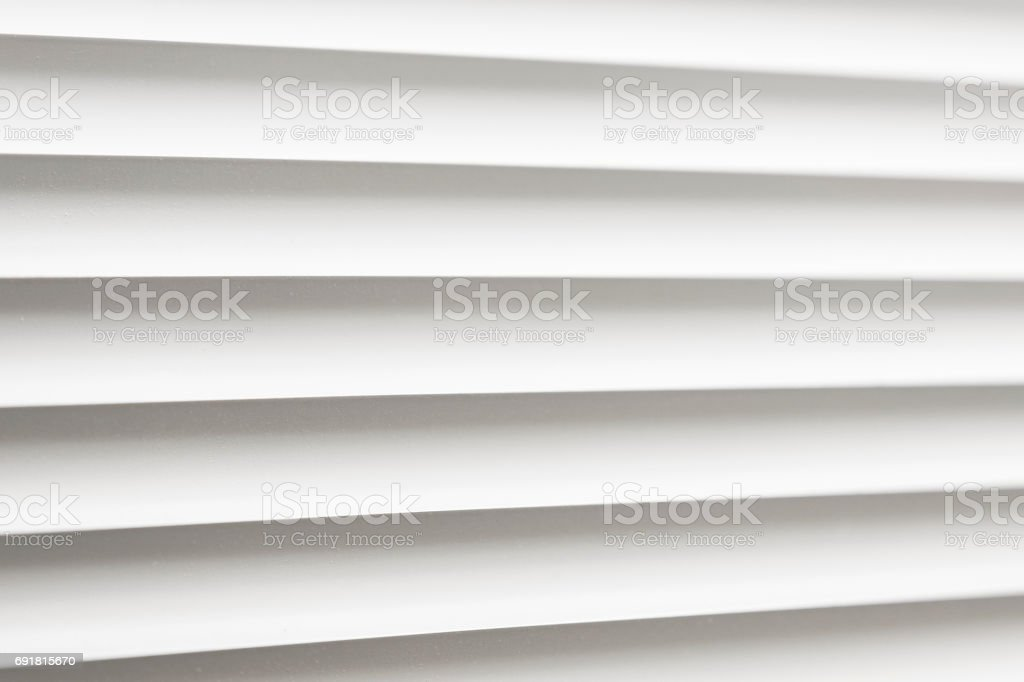 Window blinds closeup stock photo