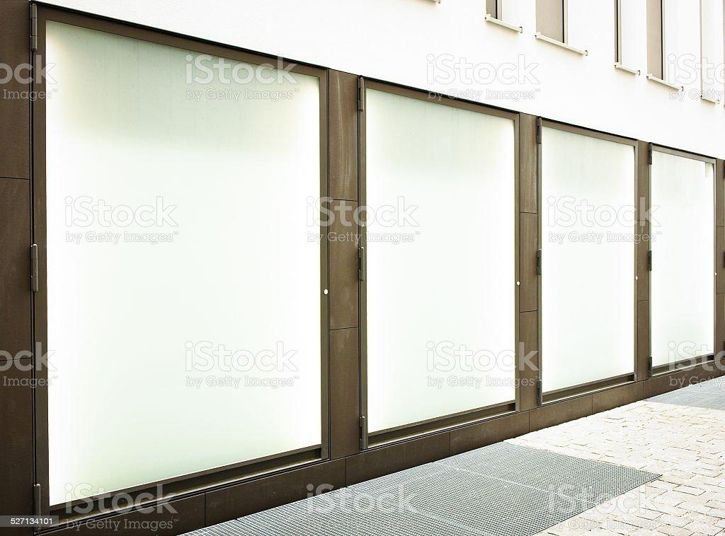 window displays stock photo