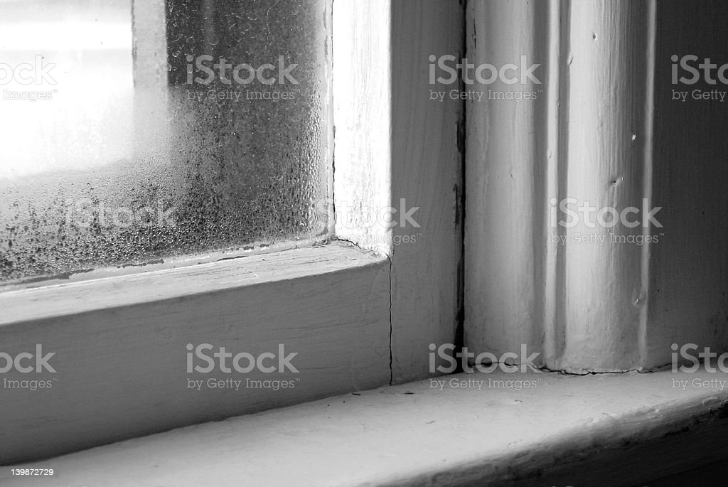 Window Fog royalty-free stock photo