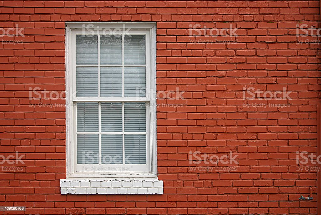 Window For Opportunity royalty-free stock photo