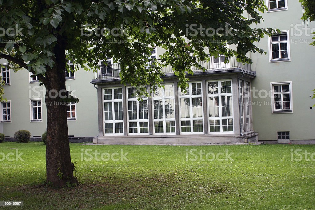 window frames royalty-free stock photo