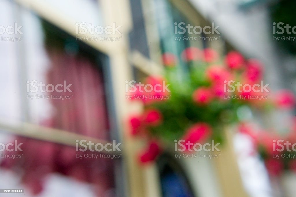 Window Front stock photo